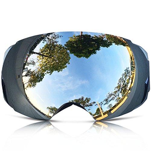 maschera-da-sci-zionor-lagopus-x4-snowboard-occhiali-da-sci-100-protezione-uv400-anti-nebbia-magneti