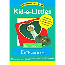 Kid-a-Littles: Enthusiasm