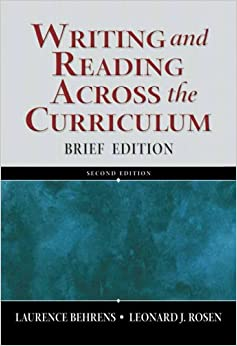 REVEL for Writing and Reading Across the Curriculum -- Access Card, 13th Edition