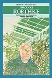 Theodore Roethke (Bloom's Modern Critical Views)