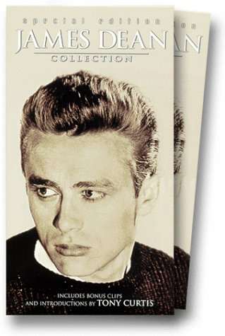 James Dean Collection [VHS] [Import]