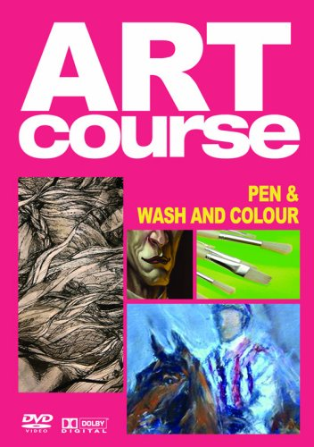 Art Course Vol.2 - Pen and Wash And Colour [DVD]