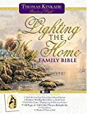 img - for Lighting The Way Home Family Bible, Wedding Edition That Perfect Wedding Gift book / textbook / text book