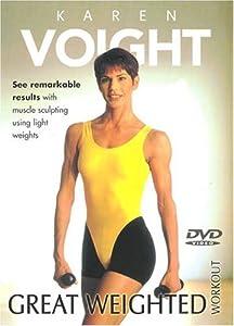 Karen Voight: Great Weighted Workout