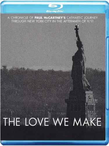 Paul McCartney The Love We Make [Blu-ray] [UK Import]
