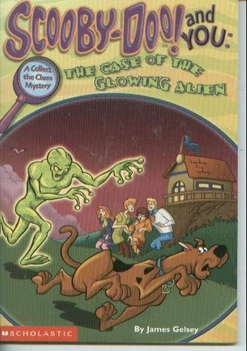 The Case of the Glowing Alien (Scooby-Doo! and You, a Collect the Clues Mystery) PDF