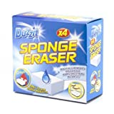 Duzzit Sponge Eraser 4 Pack