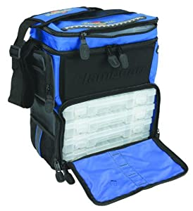 Buy Flambeau Outdoors 4005ST Tackle Station Soft Side Bag by Flambeau Tackle