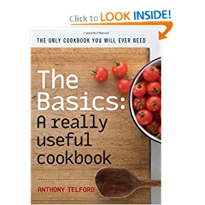 A Really Useful Cook Book  - Anthony Telford
