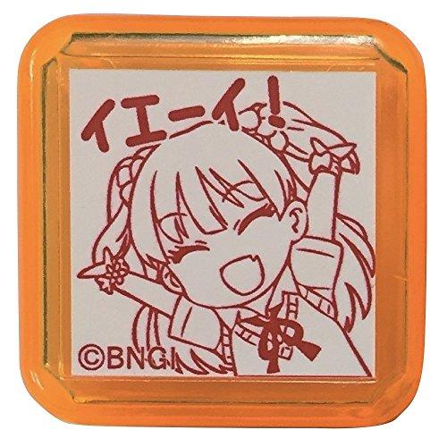 タニエバー アイドルマスター シンデレラガールズ スタンプ 城ヶ崎莉嘉 TSK-75100 オレンジ