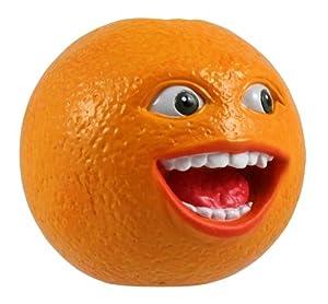 Annoying Orange 2 1/2 Inch Talking PVC Figure Laughing Orange