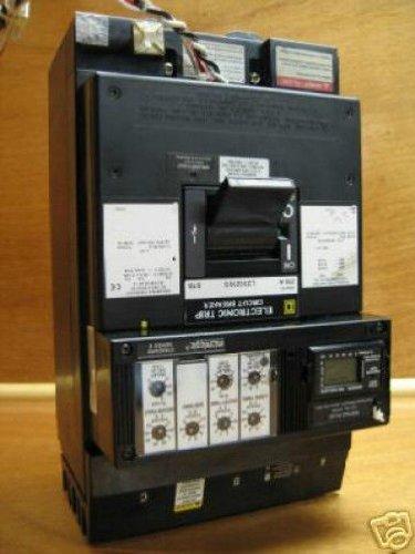 Square D Lx 200 Amp 200A A Lx36200G Lx36200 W Lsig Trip