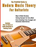 The Practical Guide to Modern Music Theory for Guitarists: With 2.5 hours of Audio and Over 200 Notated Examples: 3 (Guitar Technique)