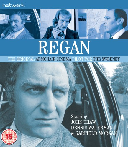 Regan - The original Armchair Cinema pilot for