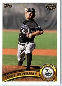 2011 Topps Pro Debut Baseball Card # 265 Casey Upperman - Missoula Osprey - MiLB... by Topps