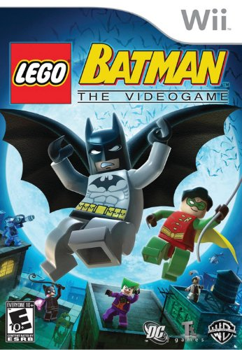 Lego Batman - Nintendo Wii Amazon.com
