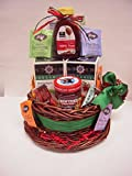 Organic Tea Basket in Reusable Tea Cup & Saucer Basket