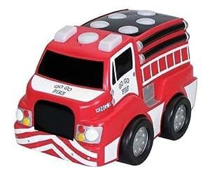 Kid Galaxy Press N GoGo Fire Truck