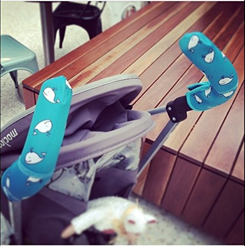 Choopie Stroller Grip Covers, Double Bar