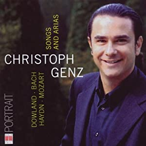 Christoph Genz-Song and Arias
