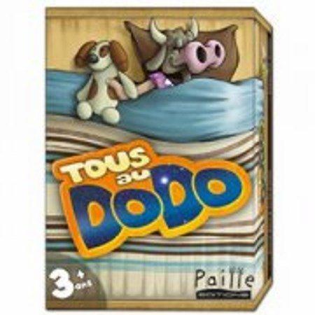 Paille éditions - Jeu d'exploration - Tous au dodo