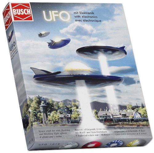busch-environnement-bue1010-modelisme-ferroviaire-soucoupe-volante-ufo