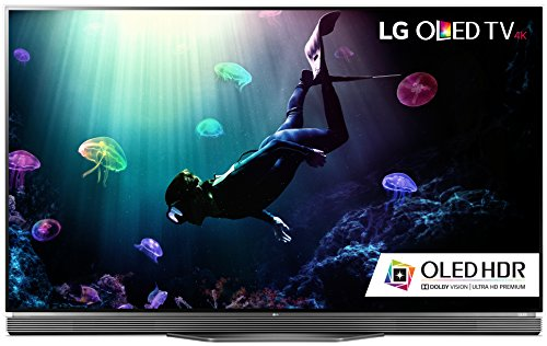 "OLED55E6P 55"""" OLED TV with WebOS 3.0 Smart TV  4K Resolution  OLED HDR with Dolby Vision  3D  Perfect Black  Cinematic Color in"" 707929"