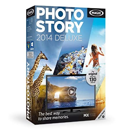 Magix Photos on DVD 2014 Deluxe (PC)