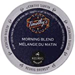 Timothy's World Coffee, Morning Blend...