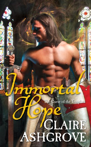Post thumbnail of ARC Review: Immortal Hope by Claire Ashgrove