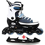 Cox Swain Sneak Kinder Inline Skates & Kinder Schlittschuh 2