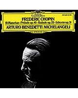 Chopin : Mazurkas / Prélude Op.45
