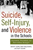 img - for Suicide, Self-Injury, and Violence in the Schools: Assessment, Prevention, and Intervention Strategies book / textbook / text book