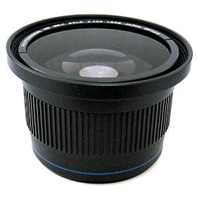 0.21x-0.22x High Grade Fish-Eye Lens Nwv Direct Micro Fiber Cleaning Cloth for Sony Cybershot DSC-F717