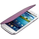 kwmobile� Praktische und schicke FLIP COVER Schutzh�lle f�r Samsung Galaxy S3 i9300 / S3 Neo i9301 in Violett