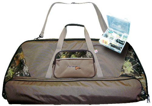 Tarantula Deluxe Bow Case  Tackle Box Stone (Camo/Mixed
