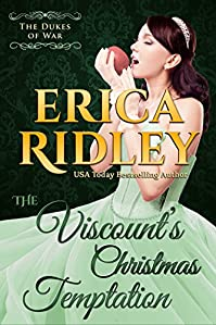 The Viscount's Christmas Temptation by Erica Ridley ebook deal