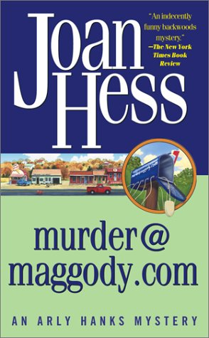 Image for murder@maggody.com: An Arly Hanks Mystery (Arly Hanks Mysteries (Paperback))