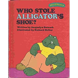 Who Stole Alligator S Shoe