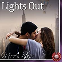 Lights Out: An Erotic Story Audiobook by M.A. Stacie Narrated by Tanya Brack