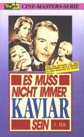 Es muß nicht immer Kaviar sein [VHS]