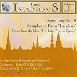 Music of Janis Ivanovs Vol. 6