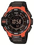 [カシオ]Casio 腕時計 PROTREK カシオ プロトレック トリプルセンサーVer.3搭載 ソーラーウォッチ PRG-270-4JF メンズ