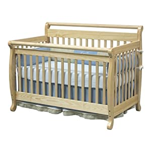 Delta Toddler Full Conversion Bed