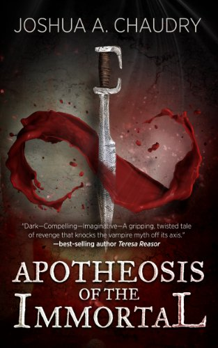 Apotheosis Of The Immortal by Joshua Chaudry ebook deal
