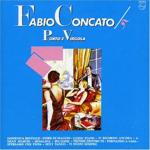Fabio Concato - Punto & Virgola - Zortam Music