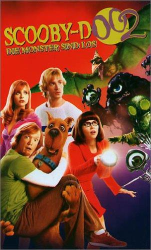Scooby Doo 2 - Die Monster sind los [VHS]