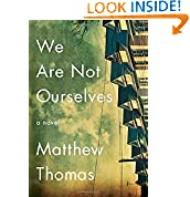 Matthew Thomas (Author)  158% Sales Rank in Books: 36 (was 93 yesterday)  (29)  Buy new:  $28.00  $16.80  45 used & new from $16.49