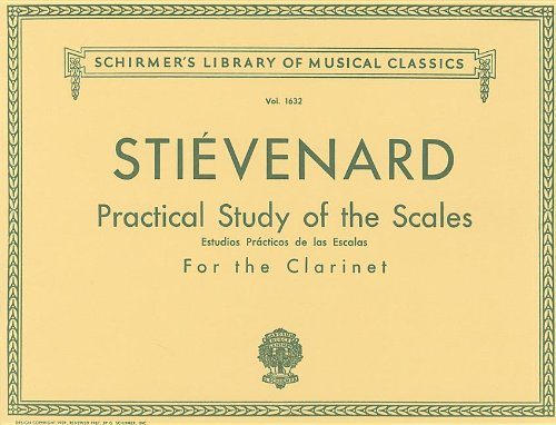 Practical Study of the Scales (Schirmer's Library of Musical Classics) (English, Spanish and French Edition)