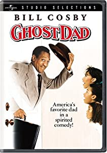 "Cover of ""Ghost Dad"""